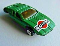 Diecast Modellauto 1/64 frühes Fernost Modell TF302 Grün Martini schnelle Wheels