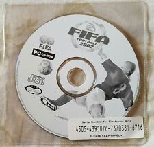 FIFA Football 2002 (PC CD), Windows 98, Windows 95 Video Games (NEW & SEALED)