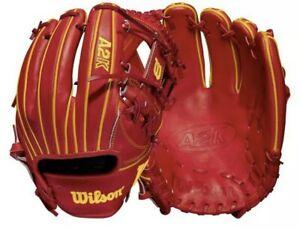 "NWT 2021 Wilson A2K OA1GM Ozzie Albies Infield Glove 11.5"" RHT WBW100234115 $379"