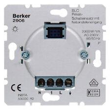 Berker 2906 BLC Relais-Schalteinsatz Hauselektronik