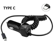 Type C Car Charger Type-C with USB Port for LG Stylo 4 | Q Stylus | Stylo 4 2018