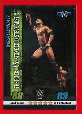 WWE SLAM ATTAX 10th Edition -Topps 2017- Card n. 62 - THE ROCK Vs STEVE AUSTIN
