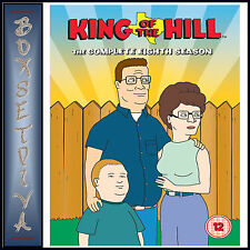 KING OF THE HILL- COMPLETE SEASON 8 ***BRAND NEW DVD***