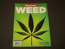 2018 NEWSWEEK MAGAZINE SPECIAL EDITION - WEED COVER - GREEN ERA - O 11533