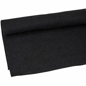 3 Feet x 4 Feet  Black DJ Car Sub Woofer Speaker Box Carpet Trunk Liner