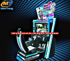 Initial D Stage 6 Arcade Game Street Racing Retail Coin Operated Video Machine