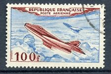 STAMP / TIMBRE FRANCE OBLITERE POSTE AERIENNE N° 30 MYSTERE IV