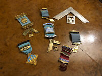 Masonic Badge Collection