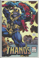 THANOS #1 (1:100) WEISS HIDDEN GEM VARIANT (1st PRINT) Marvel 2019 NM- NM