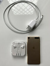 Apple iPod touch 6th Generation Gold (64 GB) Bundled With Headphones And Charger