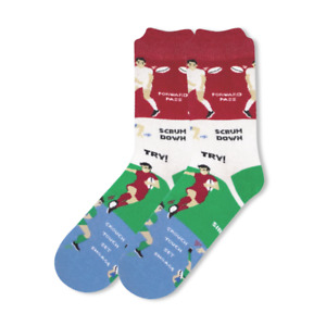 Rugby Socks - Multicoloured Sports Cotton