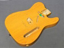 2008 Fender American Vintage '52 Tele Reissue BODY Blonde Nitro Ash USA Guitar