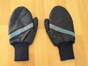 1 Paar warme Handschuhe, Fäustlinge