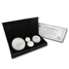 1995 Australia 4-Coin Silver Kookaburra Proof Set - SKU #68188