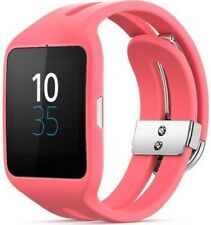 SALE SONY SWR50 Smartwatch 3 NFC Watch Android Bluetooth Original Pink Free Ship