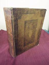 1834 KJV Bible - First Reference Quarto Bible