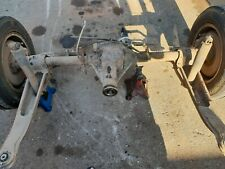 VOLVO 940 TURBO Complete rear axle inc. 3.54 1031. Can weld diff if reqd.