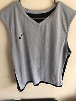 Nike Reversible Basketball vest top - Mens XL