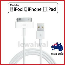 1M 2M 3M MFi 30 PIN Data Sync USB Charger Cable for Apple iPhone 3 G 4 S 5 iPad