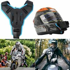 Motorcycle Helmet Front POV Shots Chin Mount Holder For GoPro Hero XiaoYi Camera