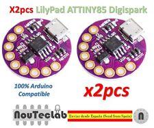 2pcs LilyPad ATTINY85 Digispark Wearable device NANO for Arduino