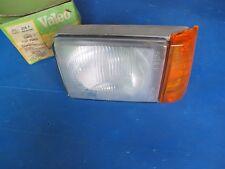 Optique de phare gauche avec clignotant ambré Elma pour Fiat Panda 029230