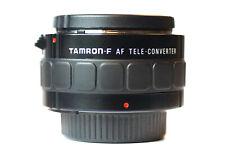 Tamron 2x N-AFd BBAR MC7 Auto Focus Teleconverter for Nikon