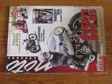 10µ Revue Moto Legende n°66 Italjet & Vespa Elsinore Vincent HRD  Ducati 900 SS