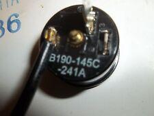 Whirlpool Compressor Overload 1188186 & B190-145C-241A
