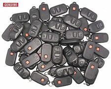 Lot x 50 Factory OEM Toyota 3 Button Keyless Entry Remote Fobs - GQ43VT14T