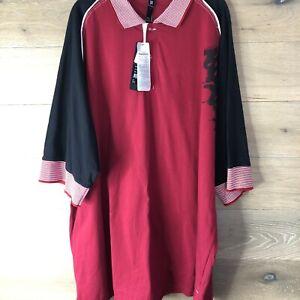 Men's Makaveli Graphic Polo Shirt 3XL New