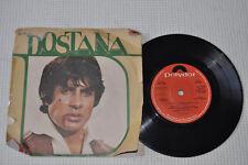 Classic Bollywood Movie Dostana Soundtrack 45 RPM LP Vinyl Record