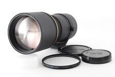 Tokina AT-X AF 300mm f/4 for Canon EF [Near Mint] w/Tripod,Filter Japan [6186]