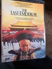 The Last Emperor Dvd 1999 John Lone New Director's Cut Bernardo Bertolucci