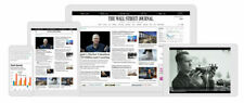 Wall Street Journal WSJ 5 Year Personal Digital Subscription
