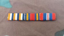 UDF- Union Defence Force WWII MEDAL RIBBON BAR 1939-1961