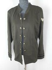 Neue Miss Etam Damen Jacke Army Marine Style Gr 50 Oliv Grün NEU/OVP