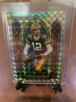 2020 Panini Mosiac Stained Glass Aaron Rodgers Insert Case Hit Card SSP Packers