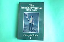 Francois Furet, The French Revolution 1770-1814