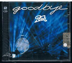 POOH GOODBYE 2 CD EDITORIALE NUOVO SIGILLATO!!!