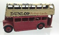 Vintage Dinky Toys No.290 Routemaster Red and Cream Double Decker Bus