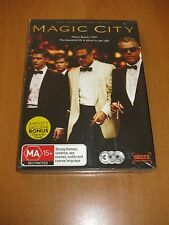 MAGIC CITY - THE COMPLETE FIRST SEASON 1 DVD REGION 4 * ( BRAND NEW & SEALED ) *