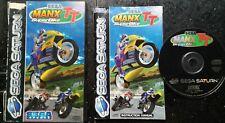 Manx TT - Sega Saturn - Boxed & Complete!