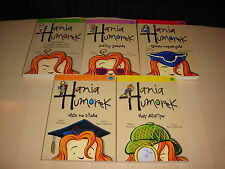 5 Judy Moody Series Megan McDonald Book Lot In Polish 1 2 6 8  9 Slavic Language