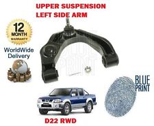 FOR NISSAN D22 PICKUP 2.5 RWD 4x2 1998-2004 FRONT LEFT UPPER TRACK CONTROL ARM