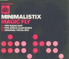 Minimalistix(CD Single)Magic Fly-New