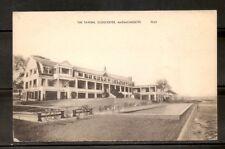 USA. The Tavern, Gloucester, Massachusetts. Vintage postcard