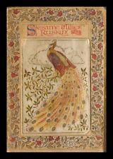 John Ruskin SESAME & LILIES Art Nouveau MINIATURE Siegle Hill Langham Booklets