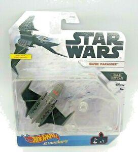 Hot Wheels Star Wars Starships HAVOC MARAUDER Bad Batch IN HAND! SHIPS FAST!
