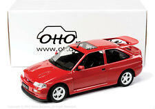 FORD ESCORT RS COSWORTH ROUGE OTTO MOBILE OT073 1/18 ROT RED ROSSO OTTOMOBILE